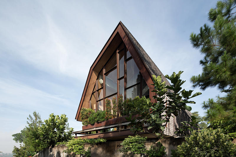 EH House by andramatin in Bandung, Indonesia Architect Architecture Homes Houses Design Modern Interior Exterior
