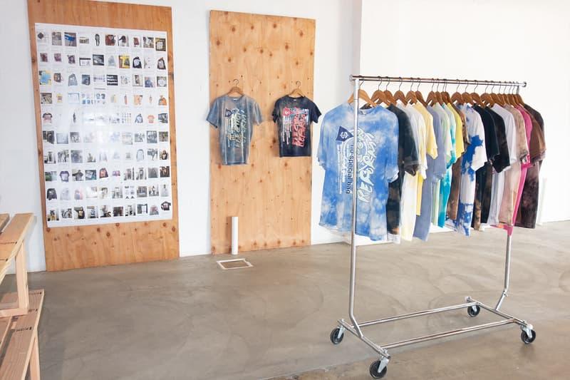 Election Reform! Store at ICA Los Angeles la brendan fowler t shirts drop release diy travis scott website