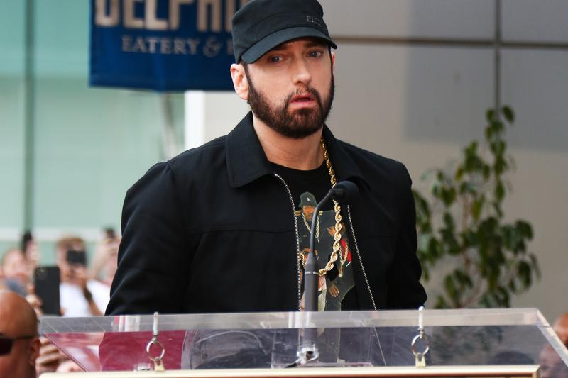 Eminem 2017 BET Hip Hop Awards Cypher October 10 DJ Khaled Host freestyle rap verse