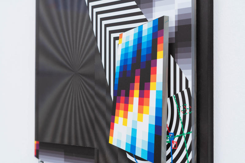 avant arte felipe pantone w3 dimensional sculpture release limited edition artwork artist