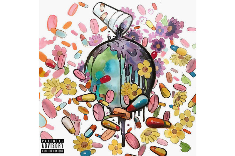 Future Juice WRLD On Drugs Stream Album Project Young Thug Lil Wayne Gunna Nicki Minaj Guest Spots Features Mixtape Release Epic Records