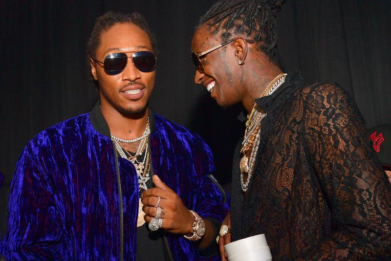 Future Young Thug Young Scooter Street Lottery 4 Mixtape Every Track Feature 2017 October 18 Tweet Twitter
