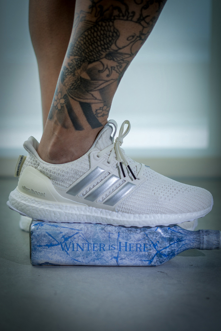 Game of Thrones x adidas UltraBOOST On