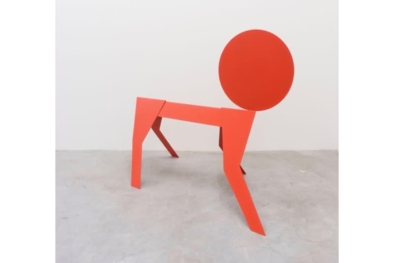 geoff mcfetridge coming back is half the trip exhibition eighteen gallery copenhagen art artworks artists