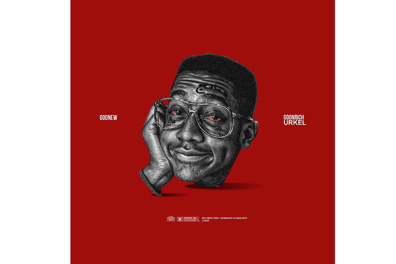 goonew goonrich urkel album mixtape project stream listen spotify apple music lil dude brodinski cheeco borleone esco cell chapo money reekk magic video