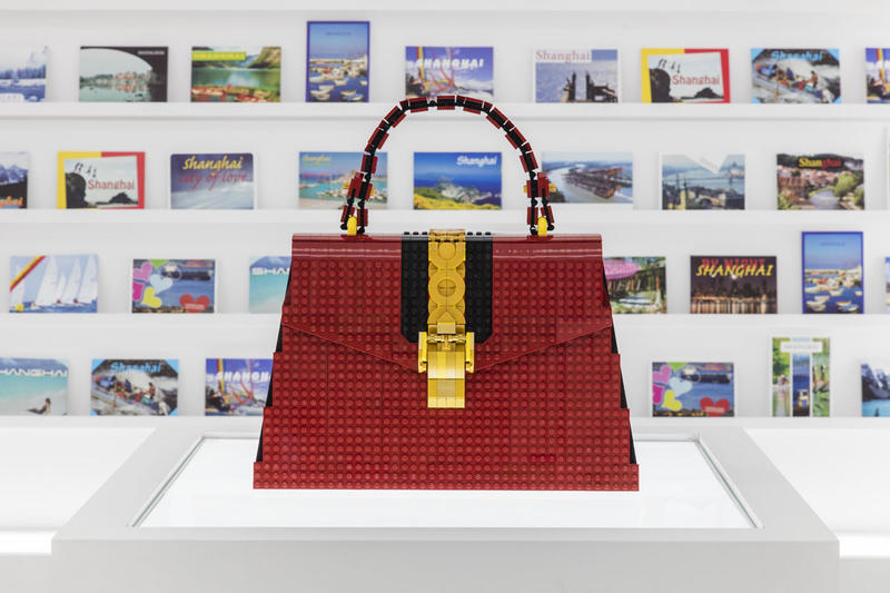 gucci the artist is present yuz museum exhibition shanghai maurizio cattelan