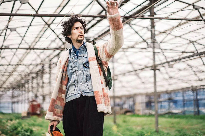 GYPSY AND SONS japan fall winter 2018 COLLECTION LOOKBOOK menswear Yoshichika Kato