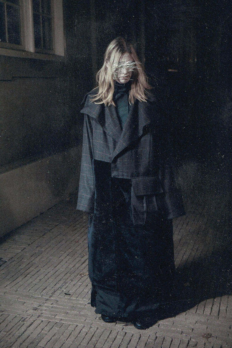 Han Kjøbenhavn Fall/Winter 2018 Campaign lookbook collection men's women's fashion copenhagen