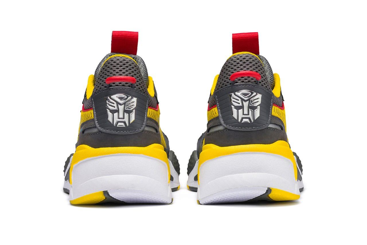 Hasbro x PUMA RS-X Transformers Pack
