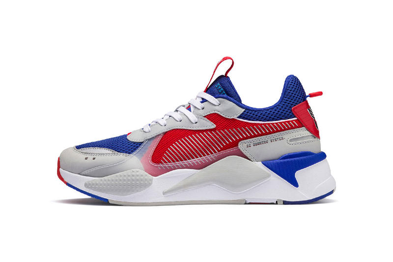 hasbro puma rs x transformers pack 2018 november december footwear