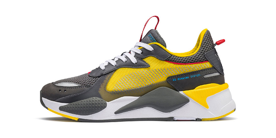 latest most popular look good shoes sale Hasbro x PUMA RS-X Transformers Pack | HYPEBEAST