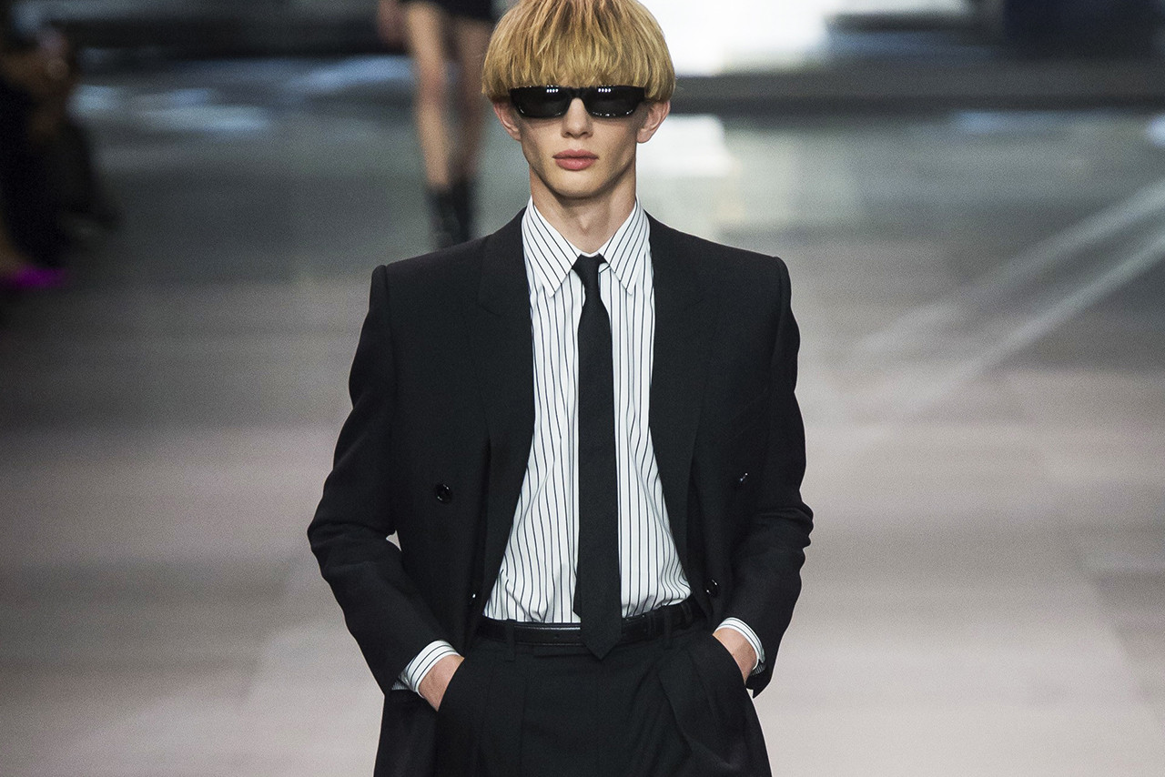 Hedi Slimane CELINE 2018 Spring/Summer 2019 Phoebe Philo Lawrence Schlossman Angelo Flaccavento Tina Lundin Philophiles Grailed Tyler McCall Fashionista The Fashion Law Julie Zerbo Dazed Dean Mayo Davies  Ana Gimeno Brugada Reaction Thought Experts Insiders Views