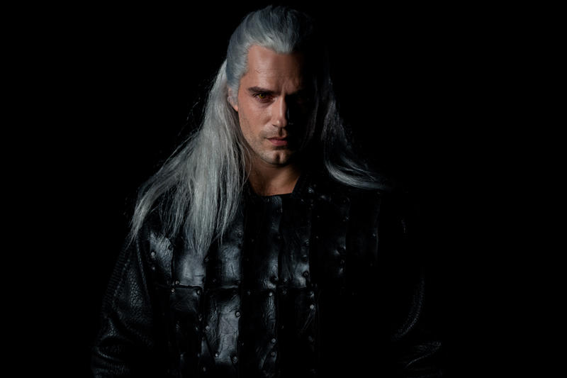 Henry Cavill Geralt of Rivia Netflix The Witcher CD Projekt Red
