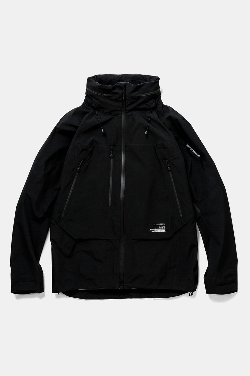 hiroshi fujiwara burton ak457 fall winter collection fashion apparel action sports snowboarding