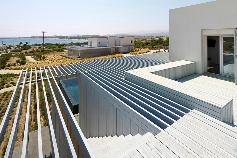 Houses A2 Buerger Katsota Architects Modern Sleek Interior Exterior Design Architecture Homes