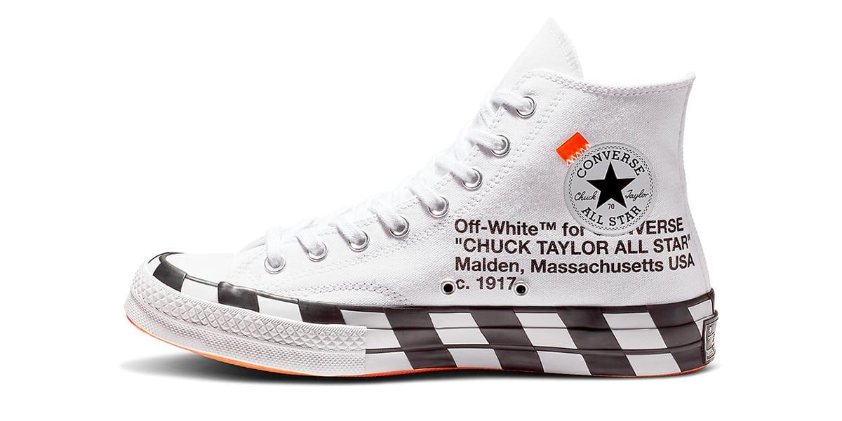 Off-White™ x Converse Chuck 70 Release