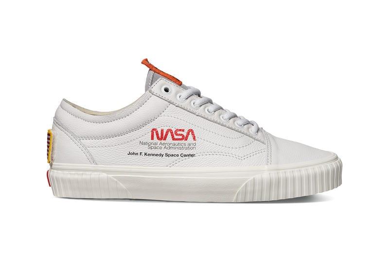 NASA x Vans Collaboration Collection
