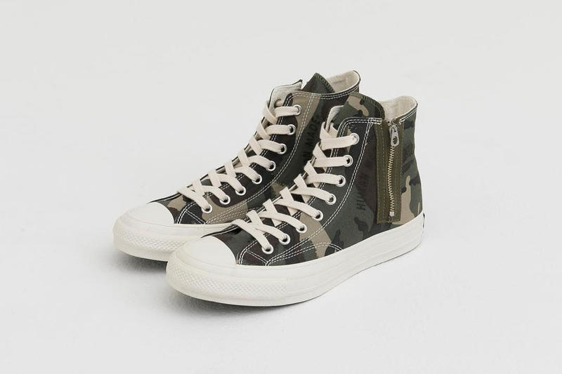 HUMAN MADE Converse Chuck Taylor Hi Release kicks sneakers basketball vintage casual shoes trainers camo military