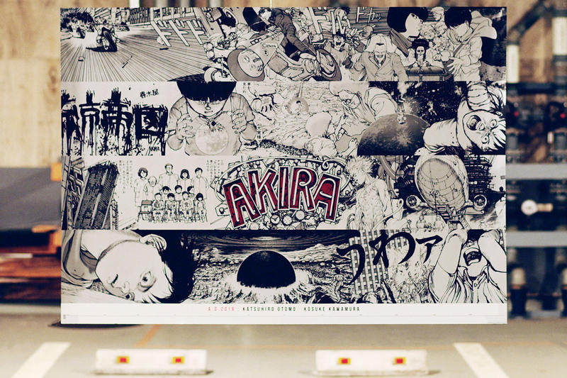 hypefest art gallery akira art project tyo nyc katsuhiro otomo kosuke kawamura futura andre saraiva stash steven harrington haze artworks prints collectibles artists