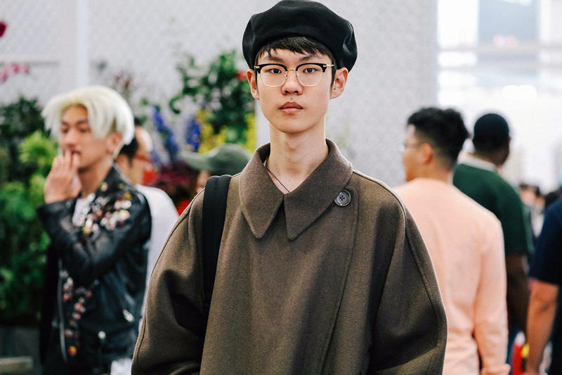 hypefest street style snaps outfits guests attendees prada supreme sacai verdy girls dont cry marcelo burlon look amkk chitose abe sacai kerwin frost spaghetti boys rapper jaden smith