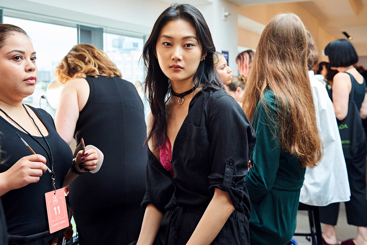 IISE and LIE New York Fashion Week Video Recap fashion asian clothing dresses korea culture political seoul