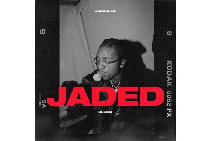Jacquees Drake Jaded Remix Quemix Scorpion Ella Mai