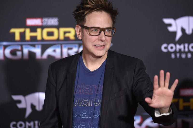 James Gunn Rumor Write DC Suicide Squad Guardians of the Galaxy Marvel Studios Comics direct film disney