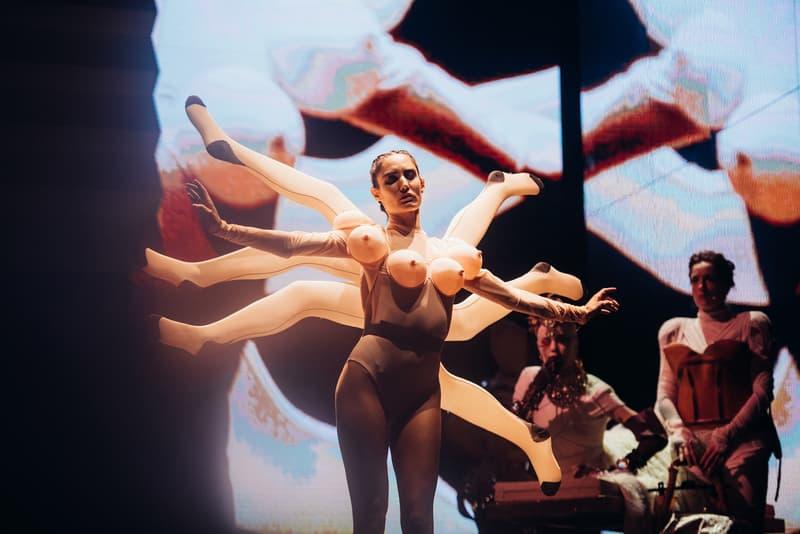 Jean Paul Gaultier Fashion Freak Show Madonna