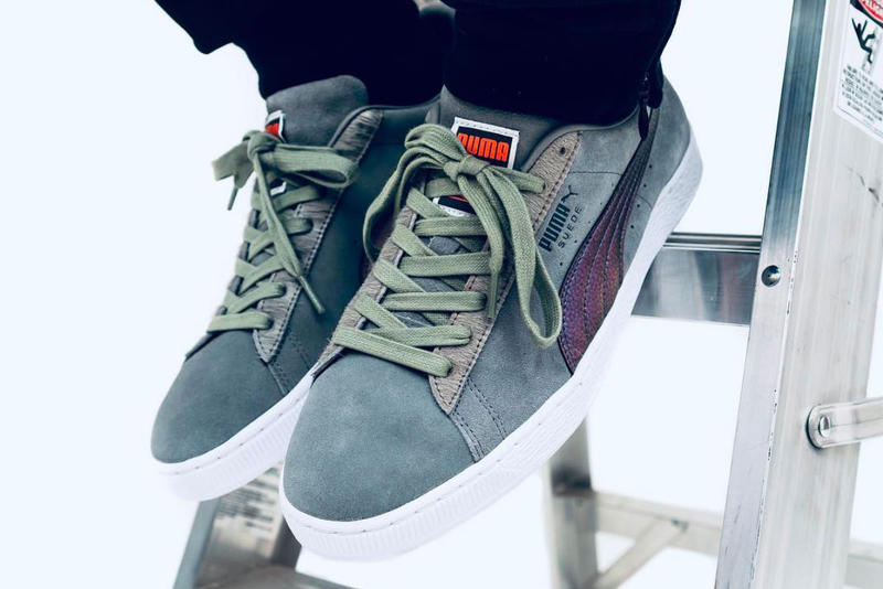 d03f07f5b28 Jeff Staple x PUMA Suede pigeon Release Date staple pigeon sneaker  collaboration nyc price grey 2018