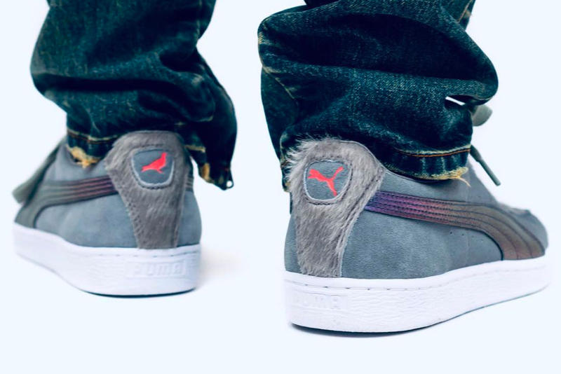 Jeff Staple x PUMA Suede pigeon Release Date staple pigeon sneaker collaboration nyc price grey 2018 extra butter