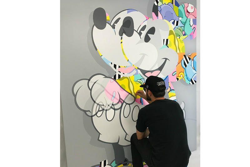 Taglialatella galleries chelsea new york city november december 2018 dates jerkface anti hero prints paintings exhibit