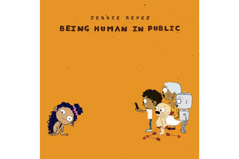 Jessie Reyez Being Human in Public EP body count Normani Kehlani Sola Apple Juice