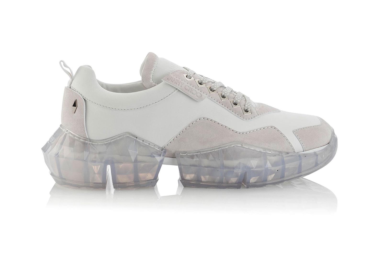 Jimmy Choo Sneakers Menswear Video Campaign Fall Winter 2018