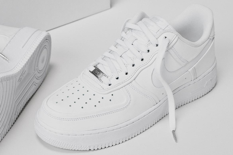 John Elliott X Nike Air Force 1 Low Release Date Hypebeast