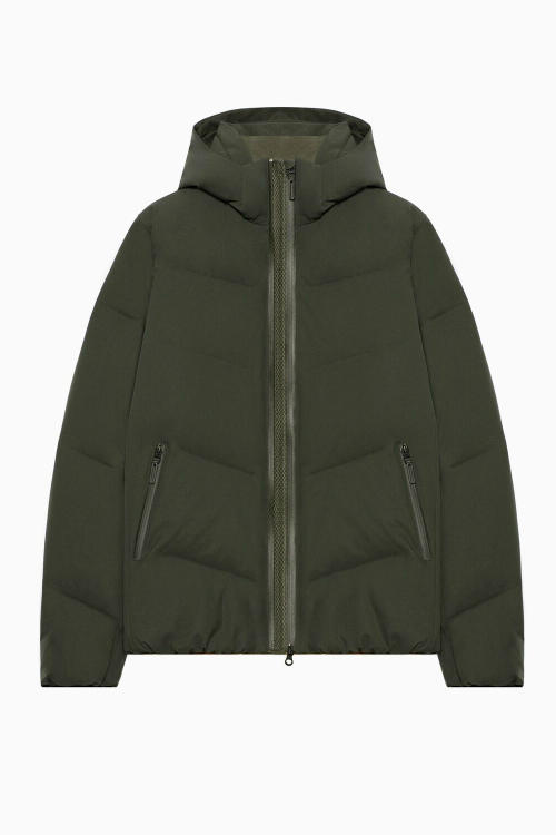 john elliott descente allterrain down jacket fall winter 2018 black olive buy release date info outerwear collab collaboration