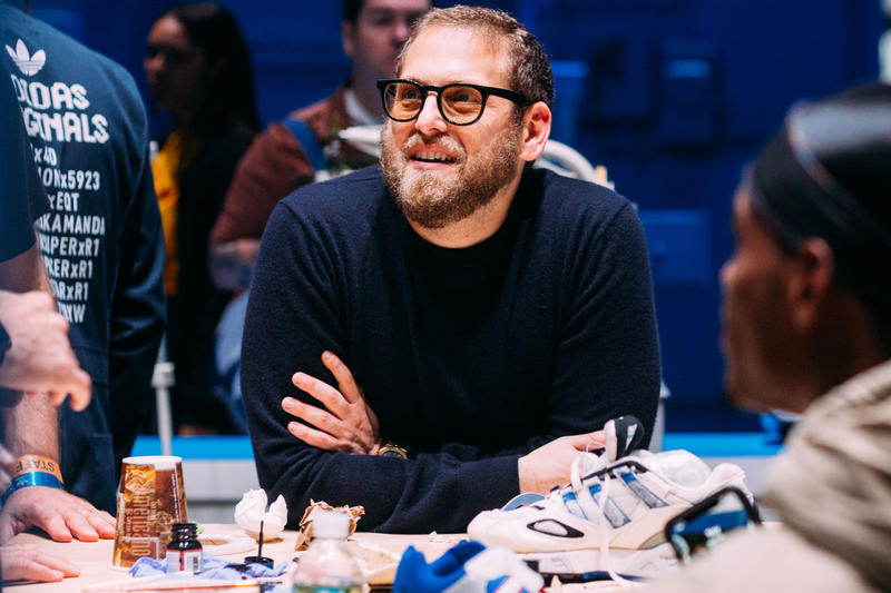 jonah hill adidas originals footwear 2018