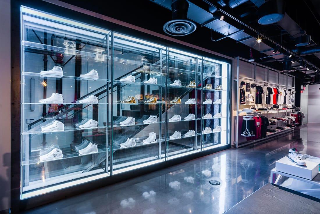 Inside Jordan Brand's Los Angeles Shop