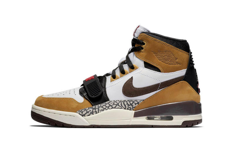 separation shoes c1cf3 37018 jordan legacy 312 rookie of the year official image