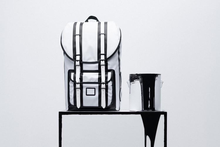 1af21fb6f6d6 Joshua Vides   Herschel Supply Co. Unveil Special Bag Collection