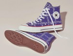"J.W. Anderson & Converse Unite for Logo-Heavy Chuck 70 ""Twilight Blue"""