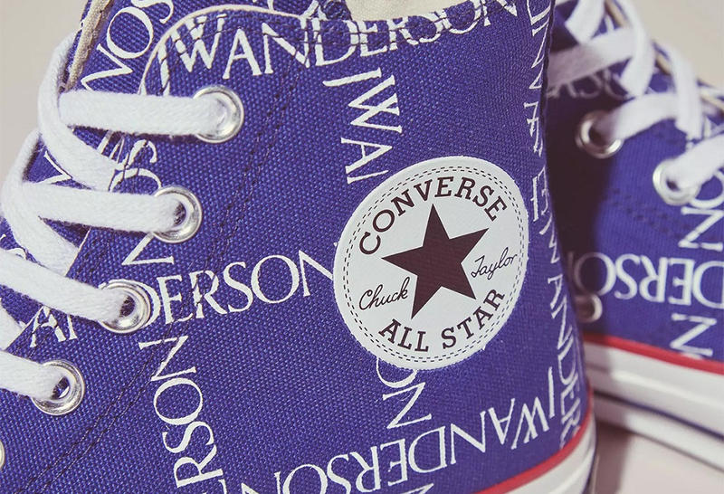 JW Anderson Converse Chuck 70 release date info october 10 2018 twilight blue white black sneakers fall hi high