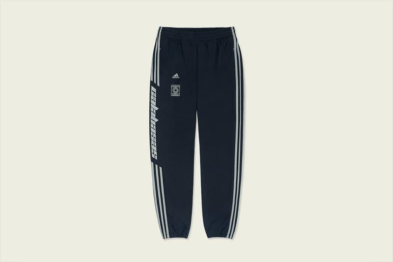 kanye west adidas originals calabasas track pants fashion 2018 october ink Luna Wolves yeezy 700 Mauve grey gray blue navy teal green