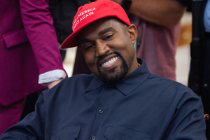"UPDATE: Kanye West Denies Designing ""Blexit"" Merch Urging Black Voters to Leave Democratic Party"