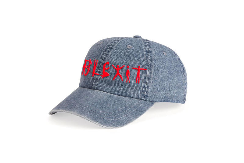 "Kanye West Designs ""Blexit"" Merchandise black exit from democratic party candace owens republican controversial politics american usa president donald trump"