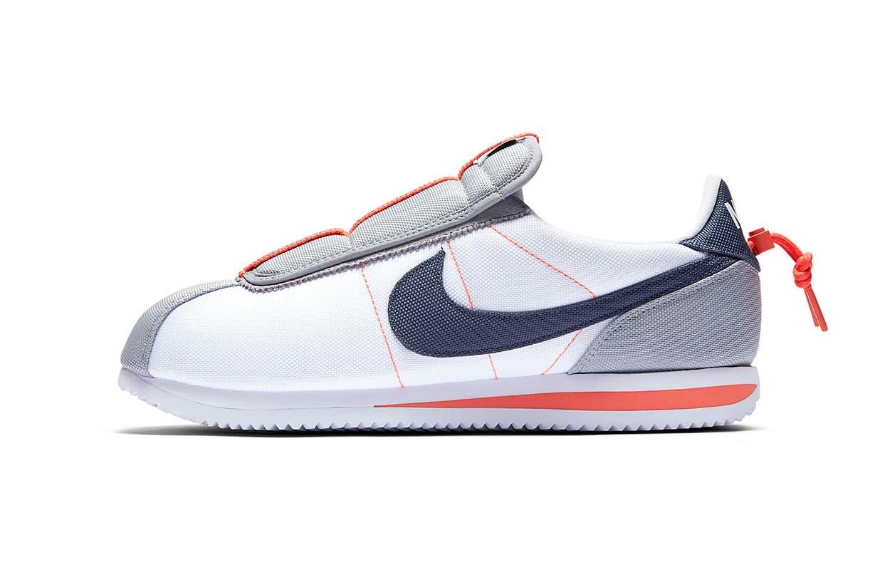 kendrick lamar nike cortez basica slip 2018 october footwear nike sportswear house shoes