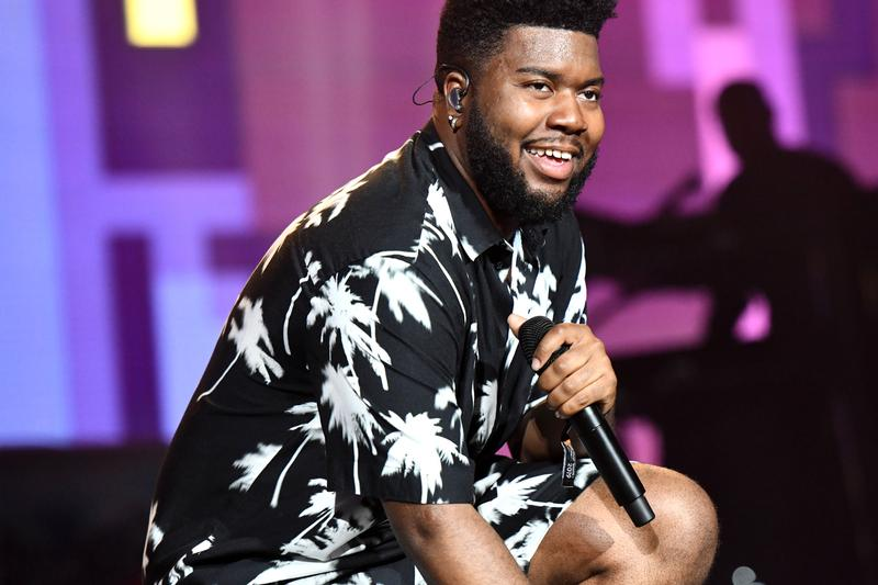 Khalid Young Dumb Broke The Late Show With Stephen Colbert Live performance 2017 October 24