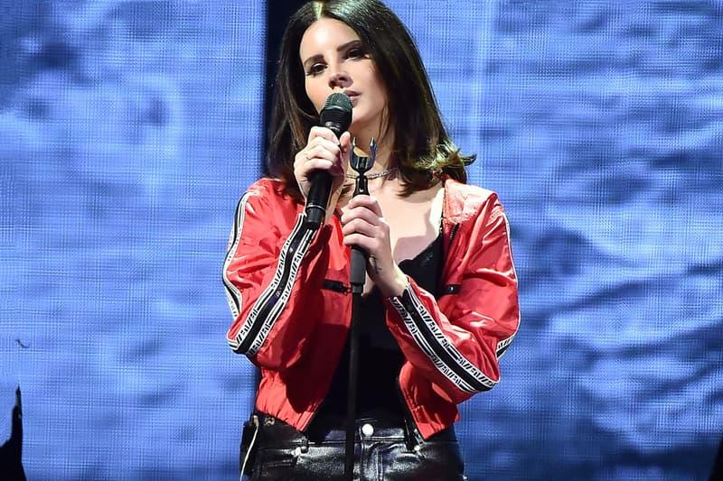 "Lana Del Rey Teases ""Sylvia Plath"" Song Norman Fucking Rockwell album"