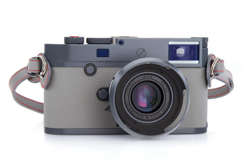 "Leica Limited Edition M10-P ""Bold Grey"" Camera"
