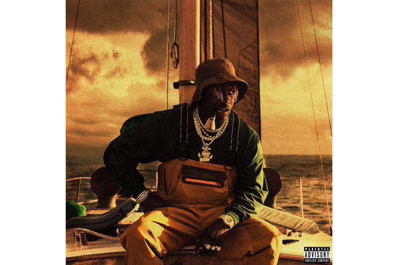 Lil Yachty Nuthin 2 Prove Release Date Cover Art Lil Boat