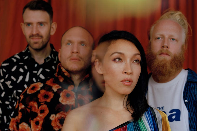 stream little dragon lover chanting single new music 2018 song track ep project october release date november 9